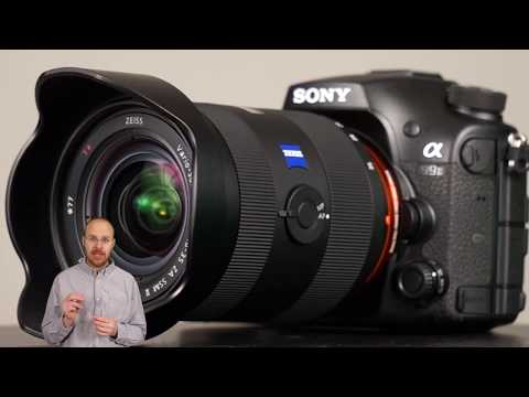 Sony 16-35mm f/2.8 Lens Review for Sony A-Mount Cameras