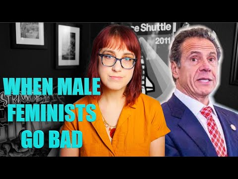 """New Study Explains How Andrew Cuomo Went From """"Feminist Ally"""" to Hostile Sexist"""