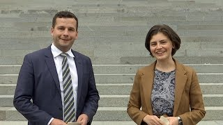 Political Showdown: Green Mp Chlöe Swarbrick V Act Leader David Seymour