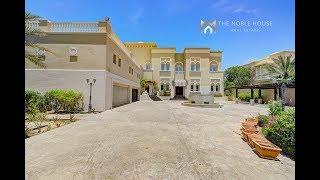 TNH-S-2169 - Emirates Hills Villa - The Noble House Real Estate
