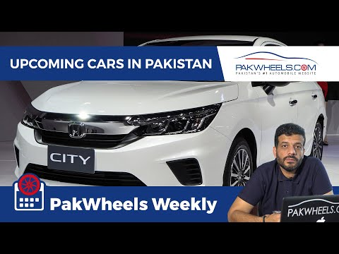 Honda City 7th Generation | Toyota Corolla Cross Launch | PakWheels Weekly