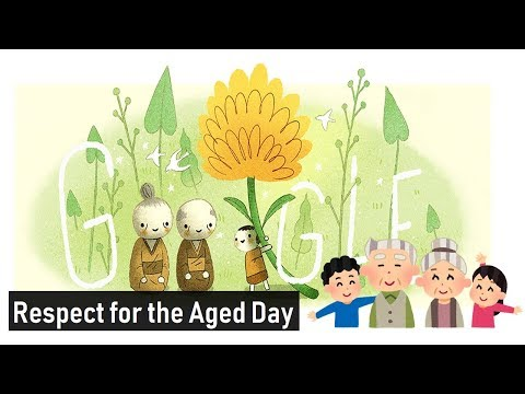 Respect for the Aged Day 2019 年敬老の日 - Japanese Holidays & Celebrations