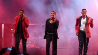The Jacksons - I Want You Back/ABC/Love You Save/Dancing Machine/Be There (Live at Just For Laughs)