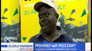 Joel Anjichi Buchichi ndiye mshindi wa Mozzart