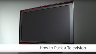 Poster image for How to Pack a Television