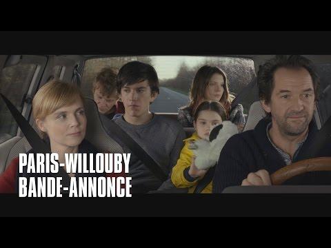 Paris-Willouby avec Isabelle Carré, Stéphane De Groodt, Alex Lutz - Bande-annonce