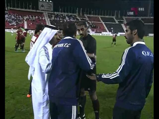 حارس الريان يمنح فريقه التعادل بهدف قاتل في الثواني الأخيرة