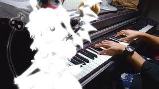 플랑드르 스칼렛  - (동방 프로젝트) - 【동방, 피아노】 「U.N 오웬은 그녀인가? - 플랑도르 스칼렛 테마」를 연주해보았습니다.
