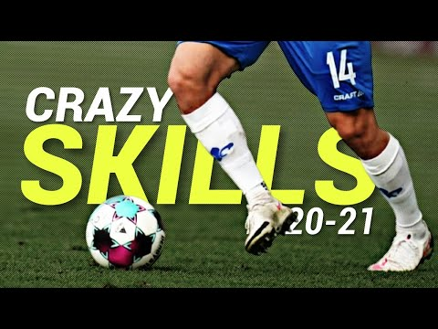 Crazy Football Skills & Goals 2020/21 #4