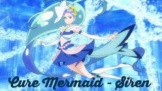 Minami Kaido  - (Go! Princess PreCure) - [PreCure AMV] Minami/Cure Mermaid - Siren (Requested by Michia)