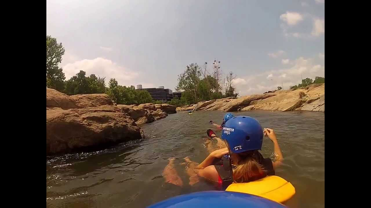Whitewater Express & Chattahoochee Department of Tourism