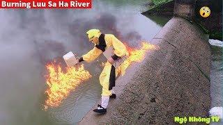 Ngộ Không TV - Đốt Sông Lưu Sa Hà Tìm Sư Đệ Sa Tăng Bất Ngờ Bắt Được Cá Lớn - Tập 3