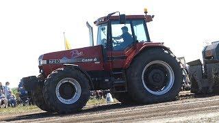 Case IH 7120, 7210, 7250, 280, 340 Magnum & 165, 210, 225, 230 Puma & 300 Optum | Tractor Pulling
