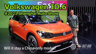 Hands-on With the Volkswagen ID.6