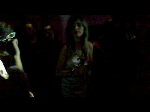 carlos chaparro @ sala taurus ( el batan charanga 2010) part 2