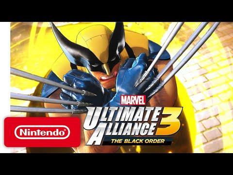 Trailer d'annonce de Marvel Ultimate Alliance 3: The Black Order