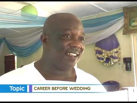 CAREER BEFORE WEDDING Part 1