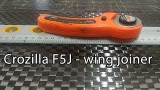 Wing joiner Crozilla F5J