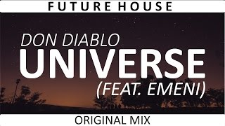 Don Diablo - Universe (feat. Emeni)