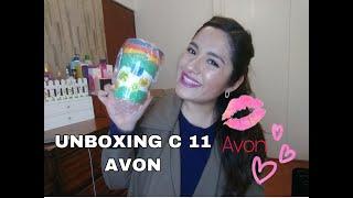 UNBOXING C 11 AVON | CHILE 2020