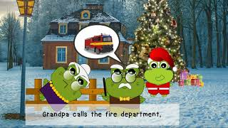 O Christmas Tree (O Tannenbaum) - Funny German Christmas song for kids