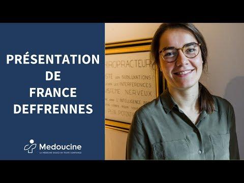 ✅ CHIROPRACTEUR à PARIS 6 / MARCQ EN BAROEUL : FRANCE DEFFRENNES✅