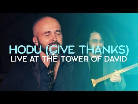 Give Thanks (Hodu)