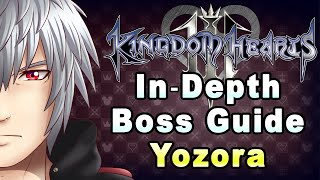 Kingdom Hearts III - In-Depth Yozora Guide (Secret Boss)