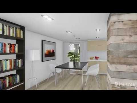3 Bedroom House – 1,277 Square Feet