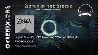 "The Legend of Zelda: Link's Awakening OC ReMix by PROTO·DOME: ""Mah Boi"" [Mabe Village] (#3978)"