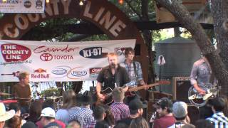 """Run With The Devil"" Bart Crow Band"