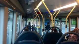 preview picture of video 'Arriva The Shires Wright Volvo B7RLE Eclipse 3964 LT63 UNH'