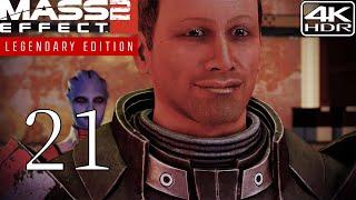Mass Effect 2  Walkthrough Gameplay and Mods pt21 Illium 4K 60FPS HDR Insanity