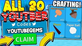 Roblox Unboxing Simulator Youtuber Codes Th Clip - all new codes for roblox unboxing simulator matrix land