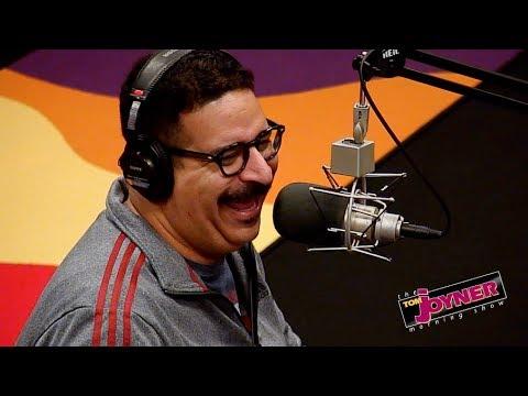 , title : 'Comedian Erik Griffin talks with the Tom Joyner Morning Show'