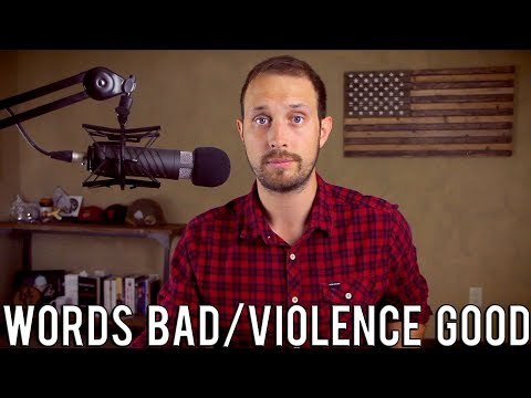The Wokescold Who Got the SNL Guy Fired | Words Bad, Violence Good