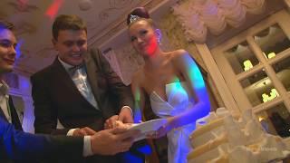 Прикол уронили торт на свадьбе