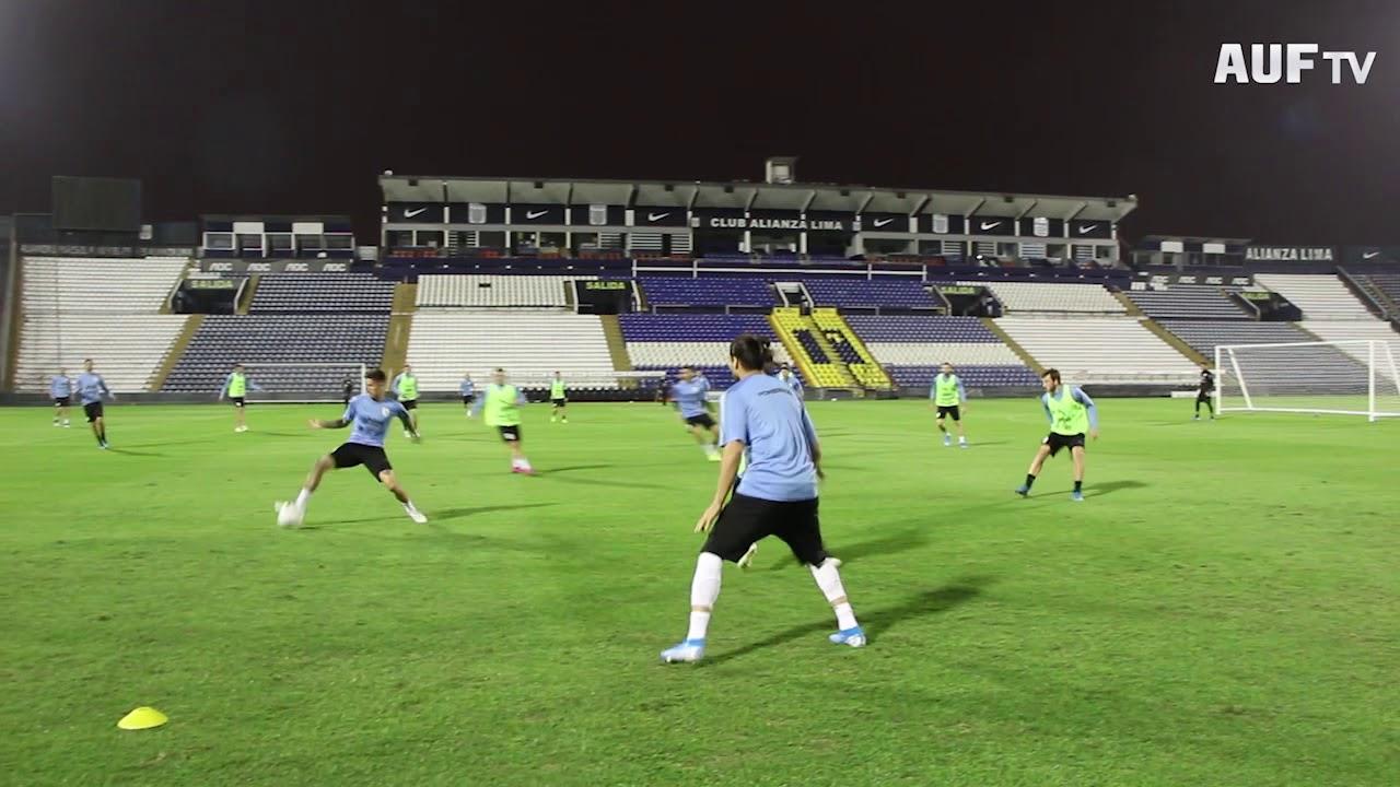 Primer entrenamiento en Lima