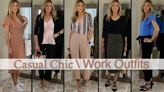 Casual Chic & Work Outfit Ideas | Summer 2019