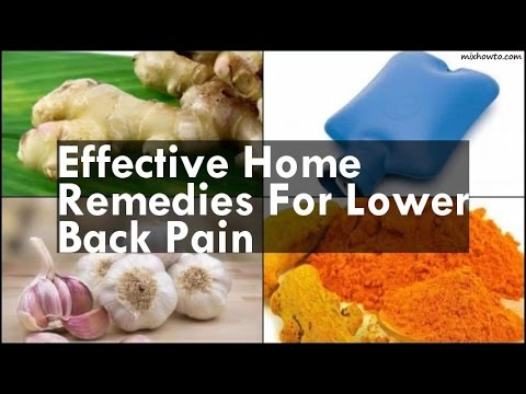 , title : 'Home Remedies For Lower Back Pain'