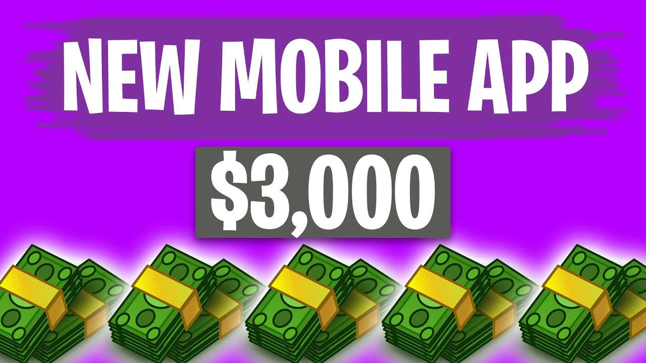 Make $3000 EACH WEEK From A BRAND-NEW APP [Generate Income Online] thumbnail