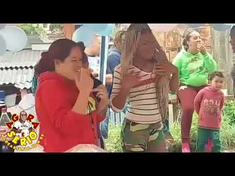 Festa das Crianças na Favela dos Brancos