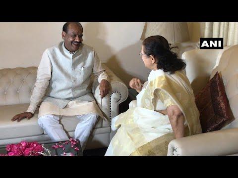 'Cong won't oppose,' says BJP as it names Om Birla as next LS Speaker