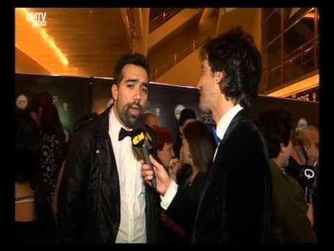 Eruca Sativa video Entrevista CM  - Premios Gardel 2015