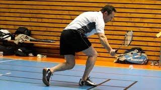 2 Backhand Techniques | Badminton Lessons