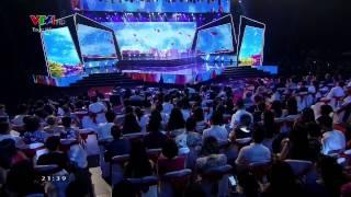 VTV AWARDS 2015 | MẶT TRỜI BÉ CON - TRẦN TIẾN, HỒ TRUNG DŨNG, QUANG ANH | 06/09/2015