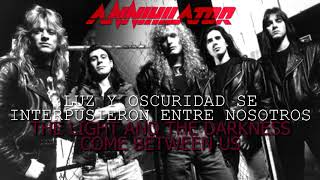 In the Blood - Annihilator (Subtitulada al Español)