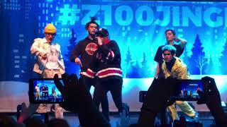 "PrettyMuch ""real Friends"" Live At Z100 Jingle Ball Pre Show Nyc"