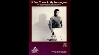 Peabo Bryson   If Ever You're In My Arms Again (1984 LP Version) HQ