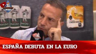 🔴 DIRECTO | ESPAÑA - SUECIA con EL CHIRINGUITO | #EURO2020 | Chiringuito Inside